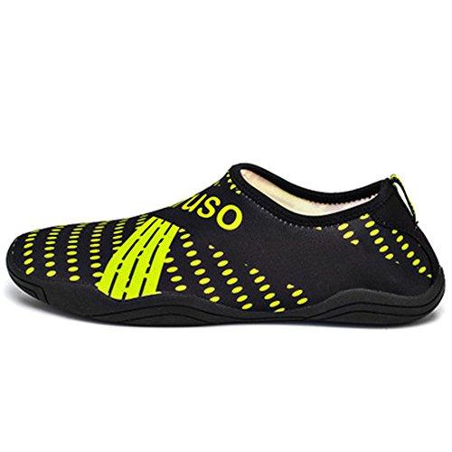 Shoes Dry Black Socks Women Aqua Shoes Running Beach for Pool Water Swim Walking Quick Barefoot Men Sports 4FXvqXw