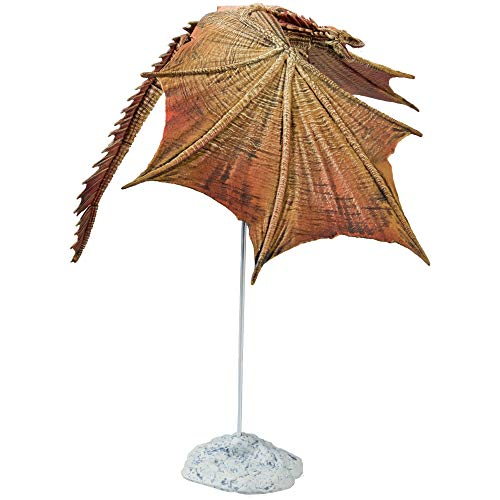 McFarlane Toys Game of Thrones Viserion 2 Deluxe Box (Game Thrones Dragon)