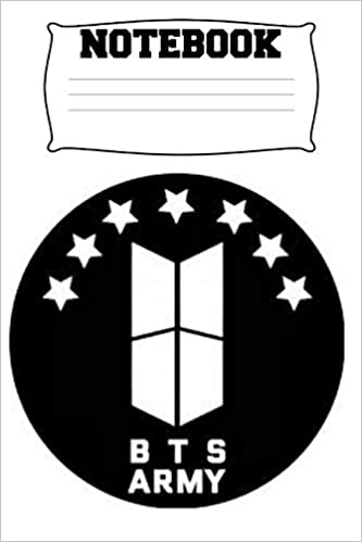 Buy Notebook Bts Army: Kpop Homework Book Notepad Composition and