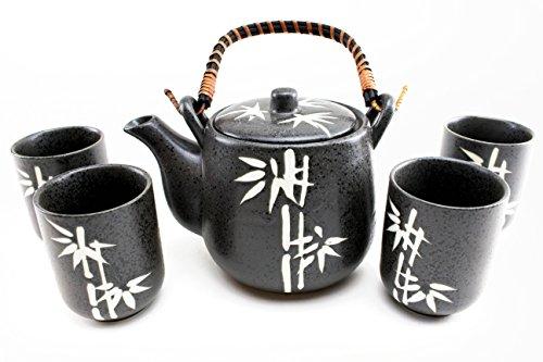 Black Tea Tetsubin Set - 6