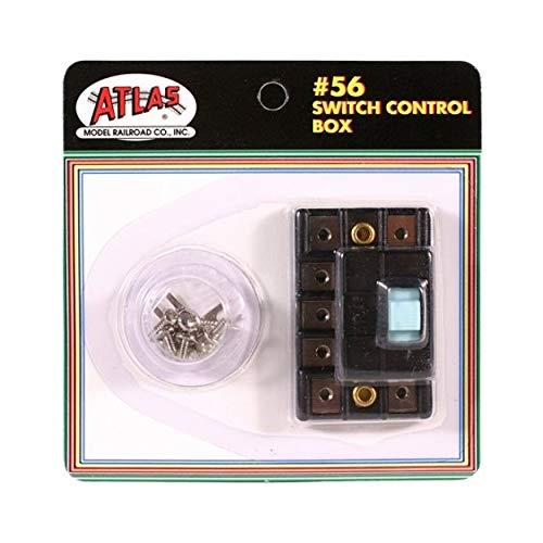 (Switch Control Box HO Scale Atlas Trains)