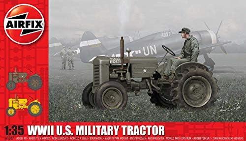 エアフィックス 1/35 アメリカ陸軍 U.S.トラクター プラモデル A1367