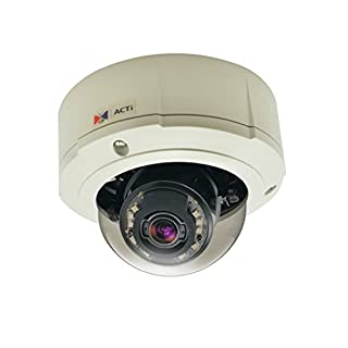 IP Camera, 4.90 to 49.00mm, 2 MP, 1080p