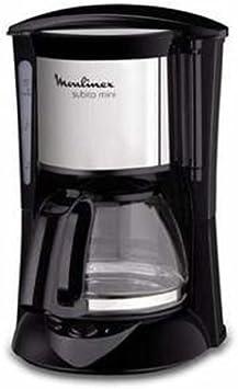 Moulinex Subito - Cafetera filtro, 6 tazas, 650 W, dispositivo antigoteo: Amazon.es: Hogar