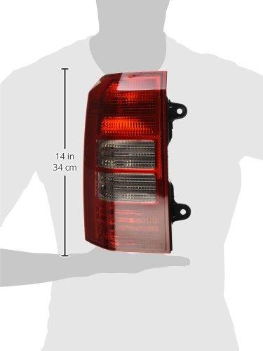 Genuine Chrysler 5160365AE Tail//Stop//Turn//Side Marker Lamp