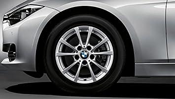 Original BMW F30 F31 Invierno Completo juego de ruedas V de radios 390 16 Continental