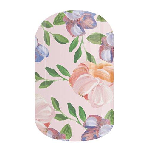 Jamberry Antoinette Full Sheet of Nail Wraps
