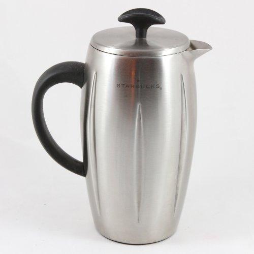 Starbucks Barista Stainless Steel Thermal Coffee Press (Starbucks French Coffee Press)