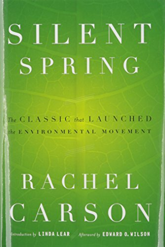 - By Rachel Carson: Silent Spring Fourtieth (40th) Edition