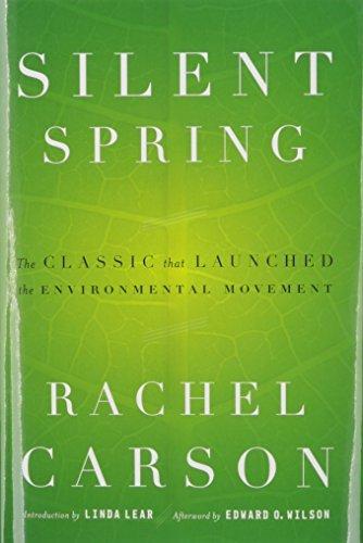 By Rachel Carson: Silent Spring Fourtieth (40th) Edition