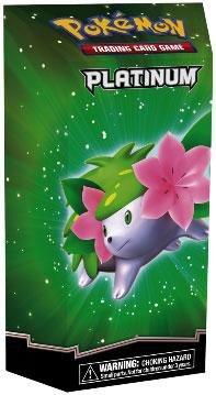 Platinum Deck Theme - Pokemon Trading Card Game Platinum Theme Deck Flourish