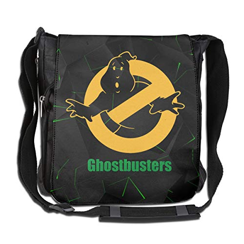Cheny Ghostbusters Logo Canvas Messenger Bags Shoulder Bag