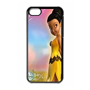 Disney Tinker Bell Clear Hard Case Cover For Iphone 5c FNWT-U897928