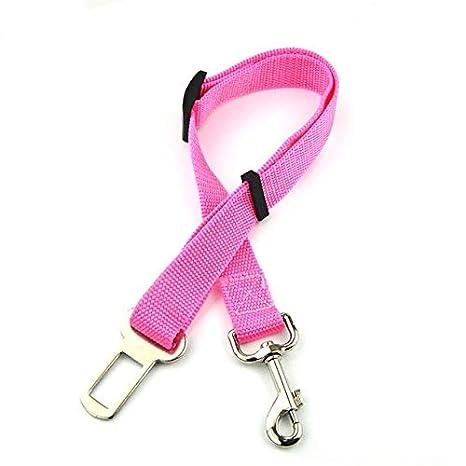 Lppanian Mascota Cinturón de Seguridad para Automóvil Nylon ...