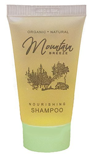 Amazon Com Mountain Breeze Shampoo Hotel Toiletries Bulk 1 Oz