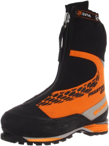 Scarpa Men's Phantom 6000 Mountaineering,Orange,43 M EU /10 M US Men