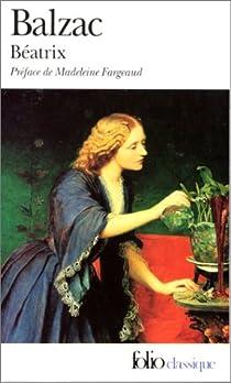 Béatrix par Balzac