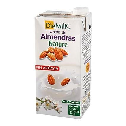 DIEMILK ALMENDRAS NATURE SIN AZUCAR 1 Litro