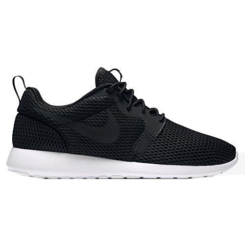 Nike Men's Roshe One Hyp Br Black/Blakc/White Running Shoe 9.5 (Hyp Sportswear)