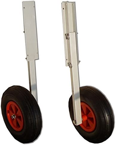 BRIS Inflatable Boat Launching Wheels