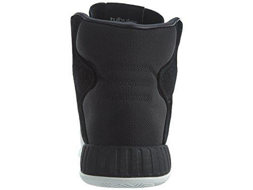 Adidas Buisvormige Instinct Mannen Stijl: S80085-blk / Wht Grootte: 4 M Ons