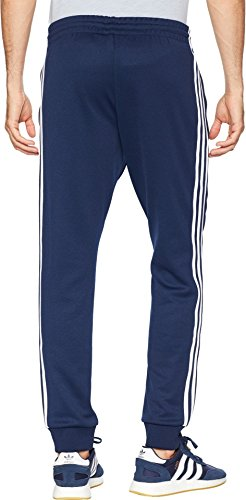 adidas Originals Men's Superstar Trackpants, Collegiate Navy, M