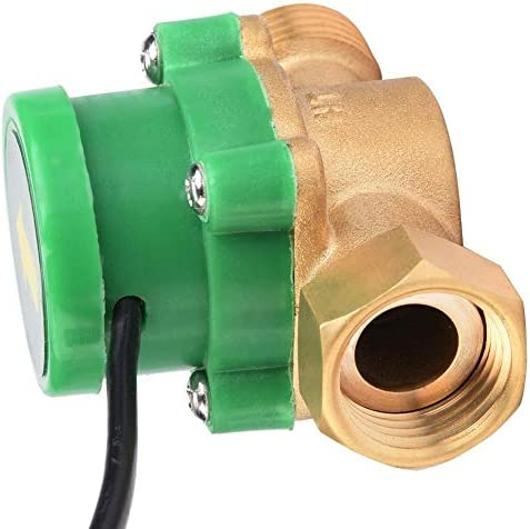 G1.2In haute s/écurit/é AC220V pressostat /électronique r/ésistant aux hautes temp/ératures pour pompe /à eau fonctionnant automatiquement capteur de d/ébit de pompe /à eau 4A
