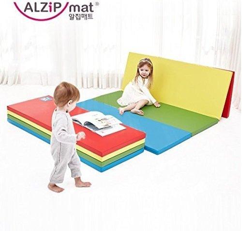 Alzip Color Folder Mat - Super Grand 240x140x4cm (6 colors) - (Vivid) by Alzip