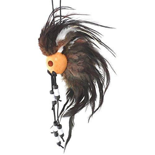 Hawaiian Warrior Helmet (Hawaiian Black and White Ikaika Warrior Helmet)