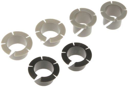 Dorman 74016 Brake and Clutch Pedal Bushing Assortment - 6 Piece
