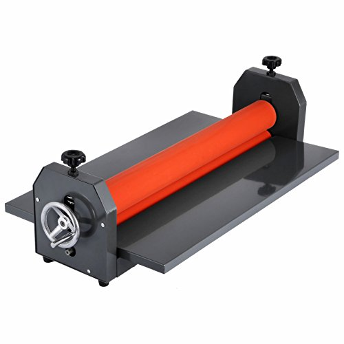Popsport Manual Cold Roll Laminator 39 Inch Cold Manual Laminator 4 Roller System Cold Laminator Rolls Vinyl Photo Film Mounting Laminating Machine (39 Inch) (Mounting Laminator)