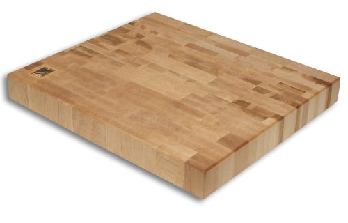 - Snow River USA 7V03299 Hardwood Maple End Grain Butcher Block, 16