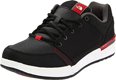 The North Face Men's Shifter Shoe (7.5, TNF Black/TNF Red)