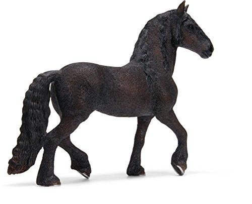 - Schleich Frisian Stallion Toy Figure
