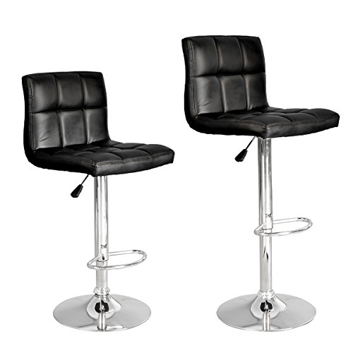 Bar Stool (Black) - 5