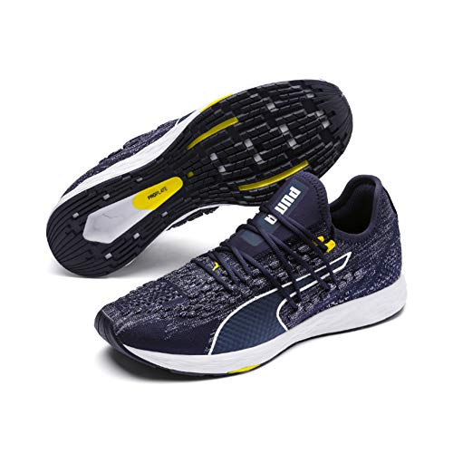 Speed Running Adulto White Racer blazing Zapatillas Yellow peacoat De Azul puma 300 Unisex Puma ZXd0qZ