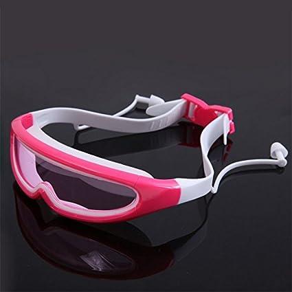 Queta Gafas de Natación para Niños con Tapones para los Oídos ...