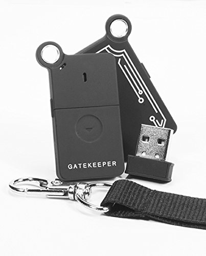 GateKeeper Military Grade Encrypted Bluetooth Authentication product image