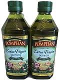 Pompeian Extra Virgin 橄榄油(2 包)