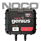 NOCO Genius GEN1 10 Amp 1-Bank On-Board Battery Charger