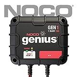 NOCO Genius GEN1 12V 1-Bank 10-Amp Smart On-Board Waterproof Battery Charger