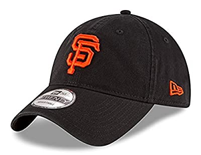 New Era San Francisco Giants 9Twenty MLB Core Classic Adjustable Hat from New Era