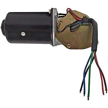 new windshield wiper motor fits jeep cherokee/comanche 1991-1999 227141  40-438