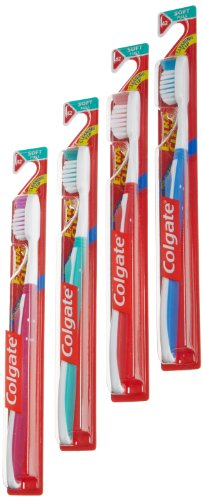 Colgate 55518 Extra Clean Soft Toothbrush (Case of 72)