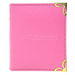 Polaroid Photo Album For 3x4 Zink Photo Paper (Pop) - Pink