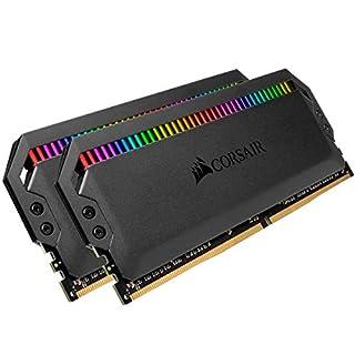 Corsair Dominator Platinum RGB 32GB (2x16GB) DDR4 3200 (PC4-25600) C16 1.35V Desktop Memory (B07N3LDKR1) | Amazon price tracker / tracking, Amazon price history charts, Amazon price watches, Amazon price drop alerts