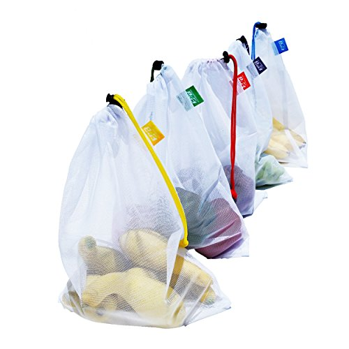 Buy Reusable Produce Bags - 9