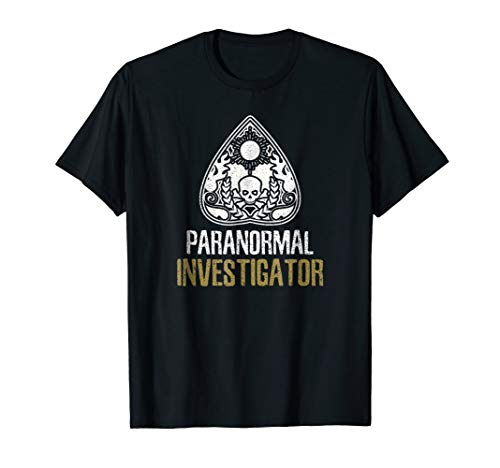 Ghost Hunter Shirt | Paranormal Investigator Halloween -