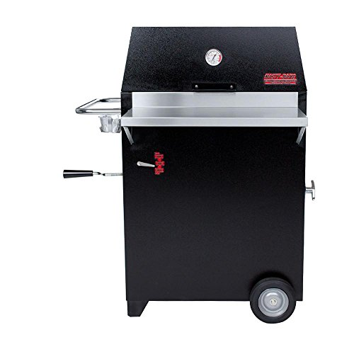 - Hasty-Bake 414 Suburban Powder Coated Charcoal Grill
