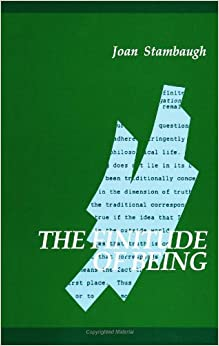 Book The Finitude of Being (SUNY Series in Contemporary Continental Philosophy)
